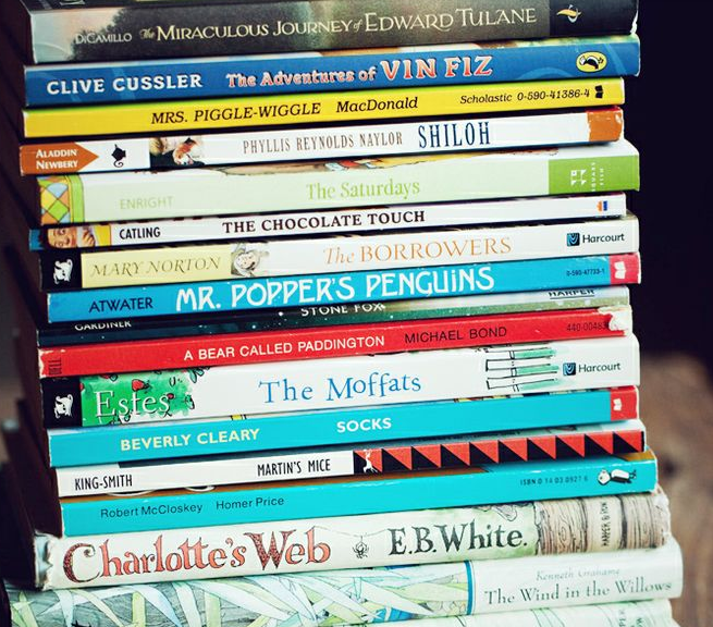 On the Hunt for New Read-Alouds