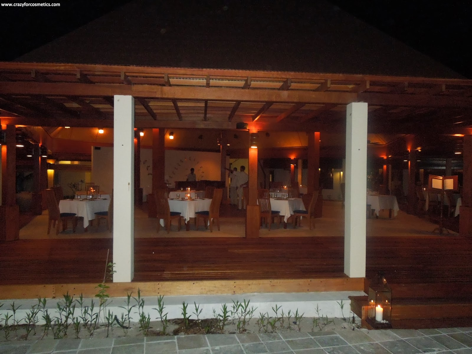 Kurumba Maldives Restaurant Menu