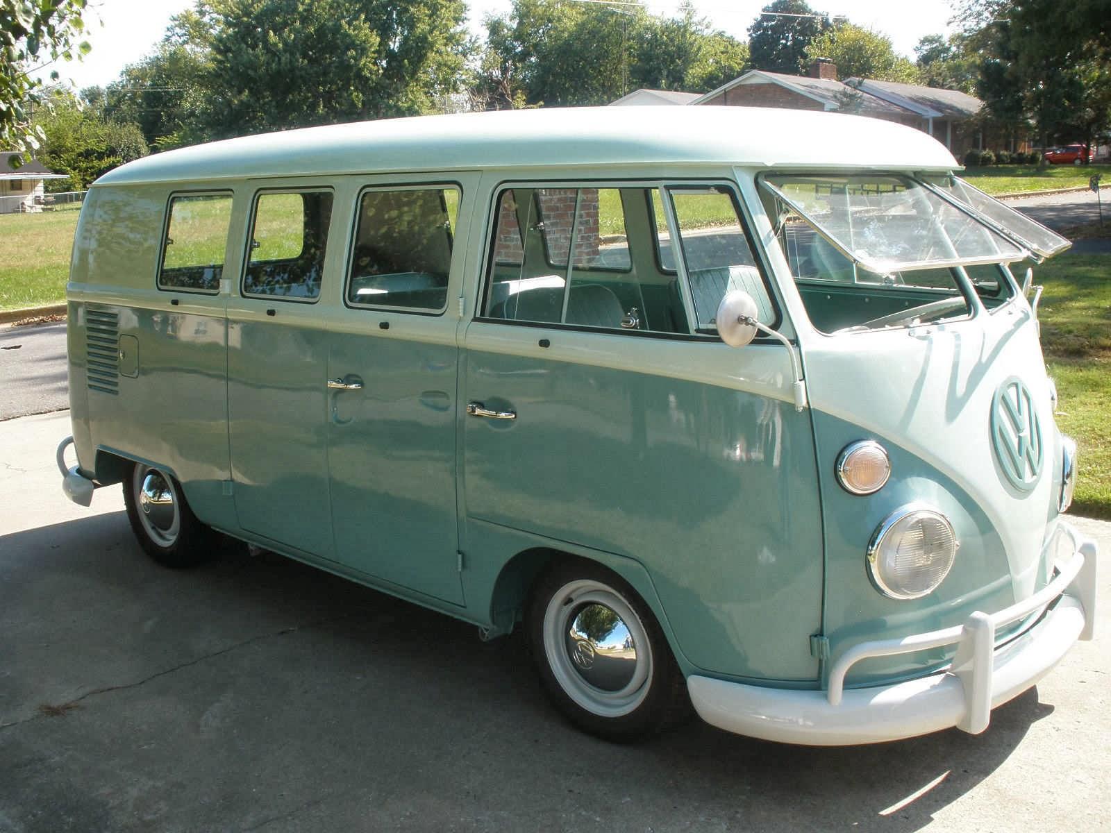 1964 Original Paint Vw Bus Html Autos Weblog