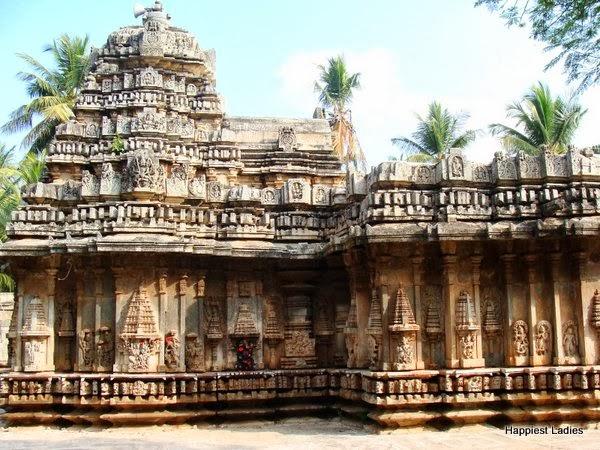 Brahmeshwara Temple Kikkeri