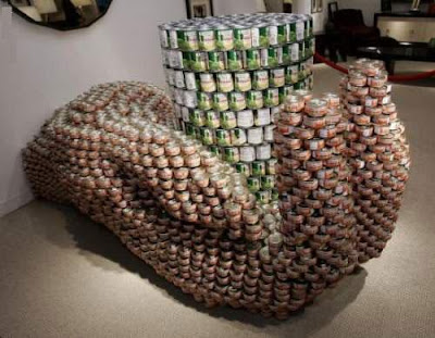 Reciclar latas de aluminio manualidades