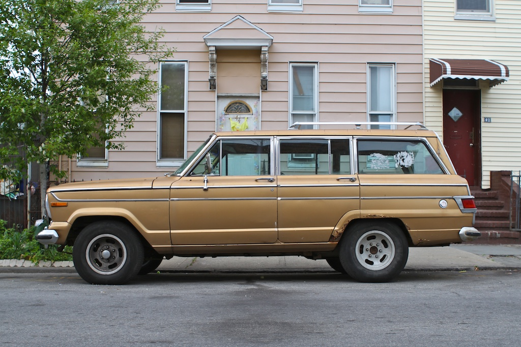 THE STREET PEEP: 1978 Jeep Wagoneer