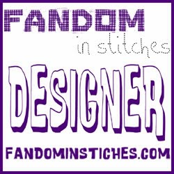 Im a Fandom in Stitches Designer! :)