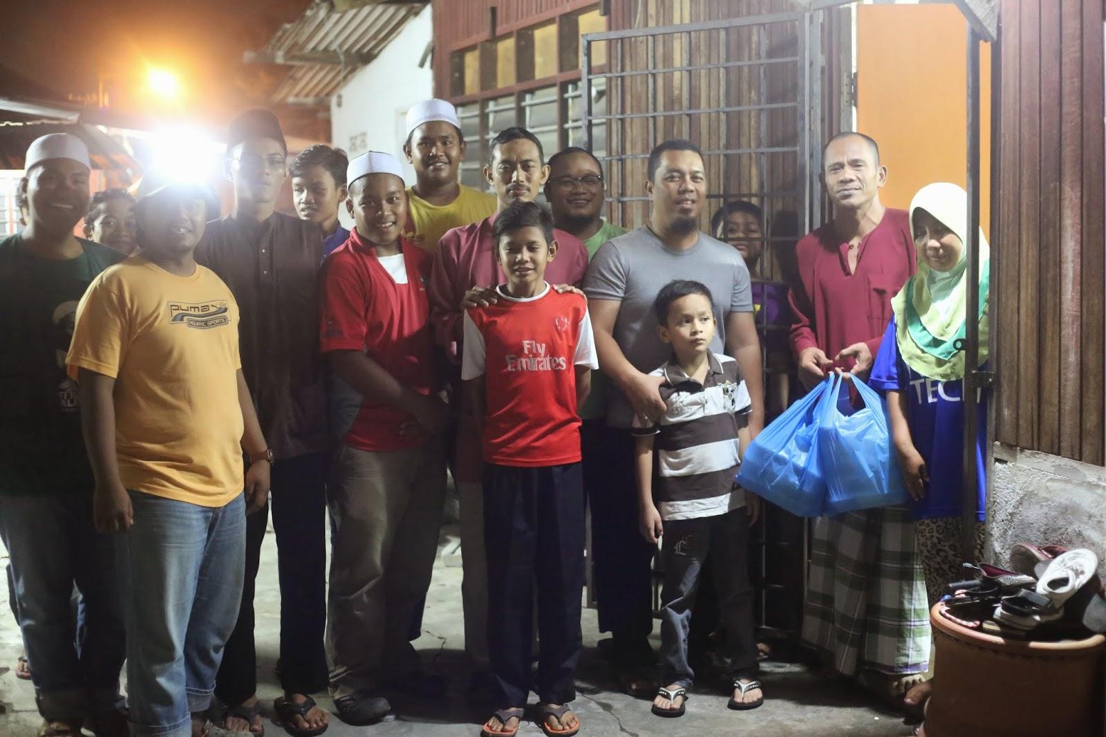 Program Jejak Sahur - 12 julai 2014