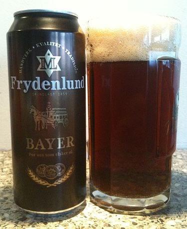 frydenlund øl