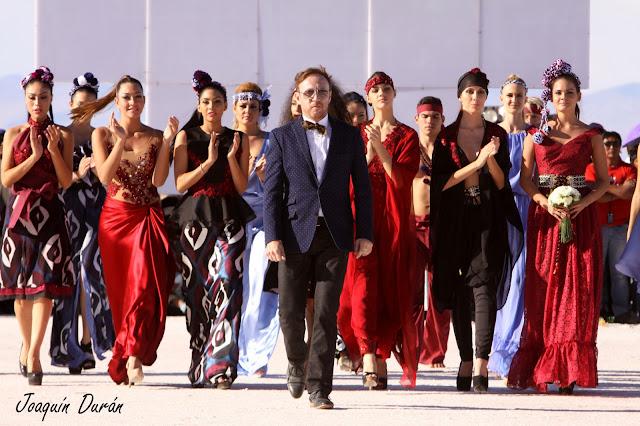 Samy Gicherman realiza exitoso desfile en Bolivia