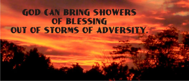 shower of blessings christians journey