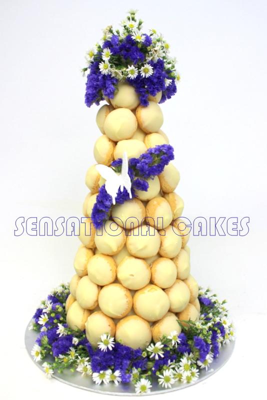 The Sensational Cakes: CROQUEMBOUCHE FRENCH PATISSER SINGAPORE ...