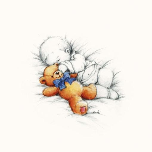 Dibujos oso bebé - Imagui