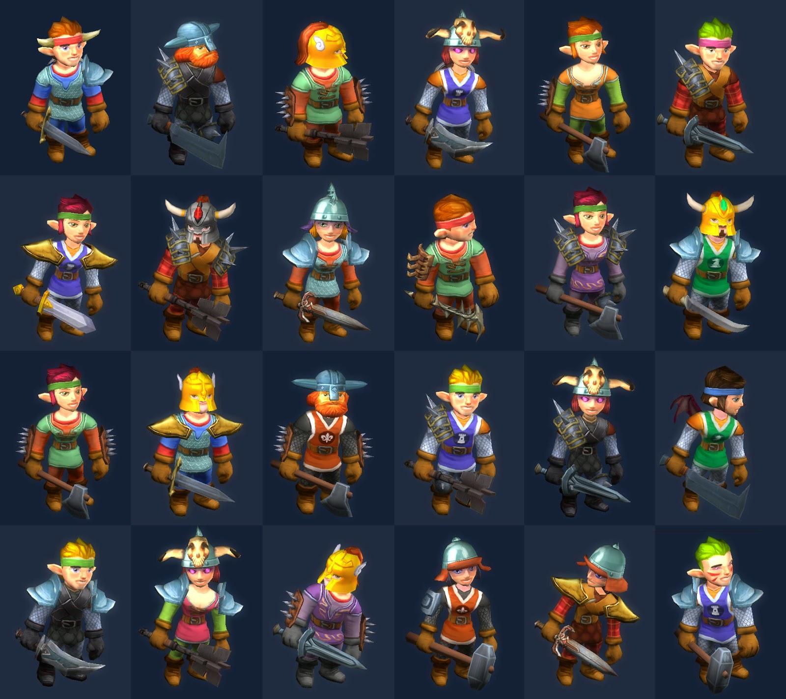 Character customization 2d unity