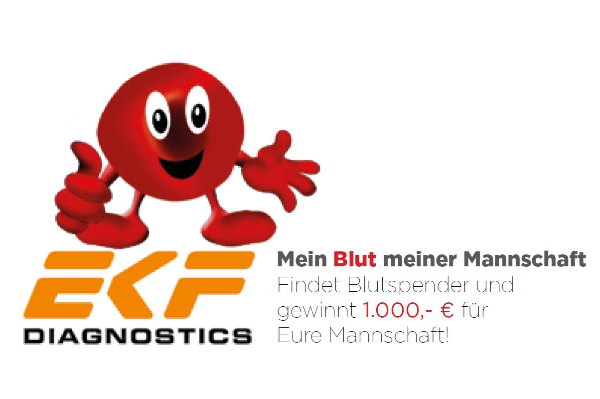 EKF Blutspendewettbewerb