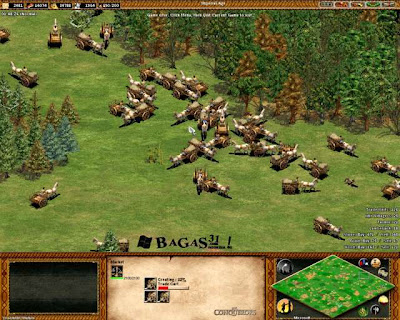 Age Of Empires II : The Conquerors Expansion 3