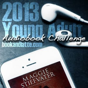 YA Audiobook Challenge