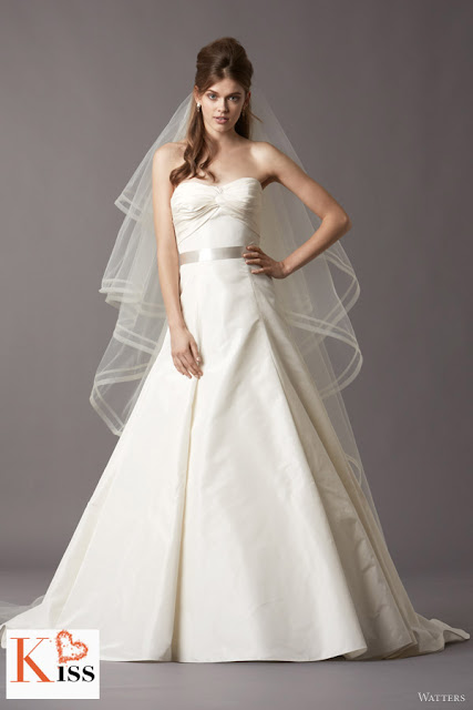 Watters 2013 Spring A-line Wedding Dresses