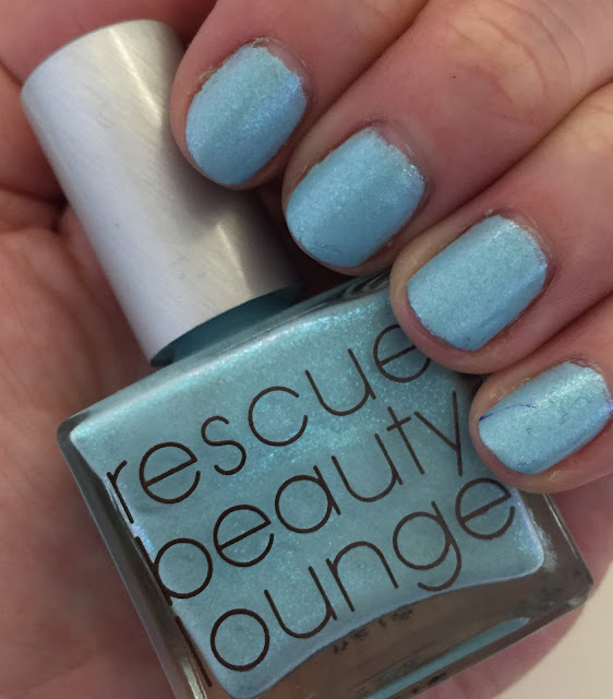 Rescue Beauty Lounge, Rescue Beauty Lounge Electro Glacier, Rescue Beauty Lounge Fan 3.0 Collection, nails, nail polish, nail lacquer, nail varnish, manicure