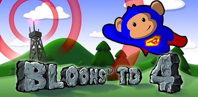 Bloons TD 4 v1.4 Full Version Apk