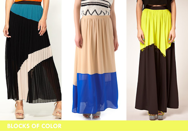 mimiandmegblog.com : FASHION TREND: Maxi Skirt