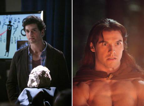 The vampire Diaries: Shane es tambien Alexander?