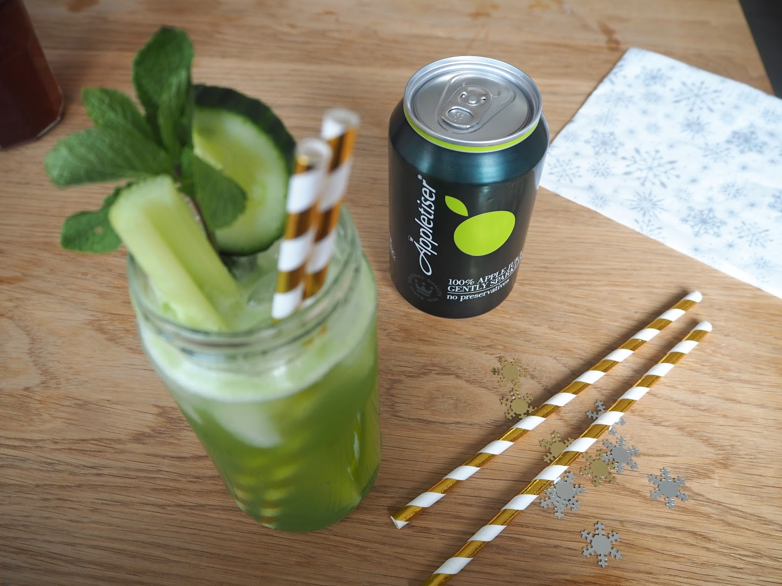 Appletiser with a twist
