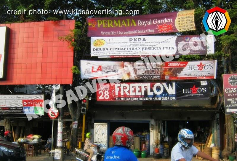 Jasa Percetakan Promosi Outdoor & Indoor Kota Malang | Terpercaya