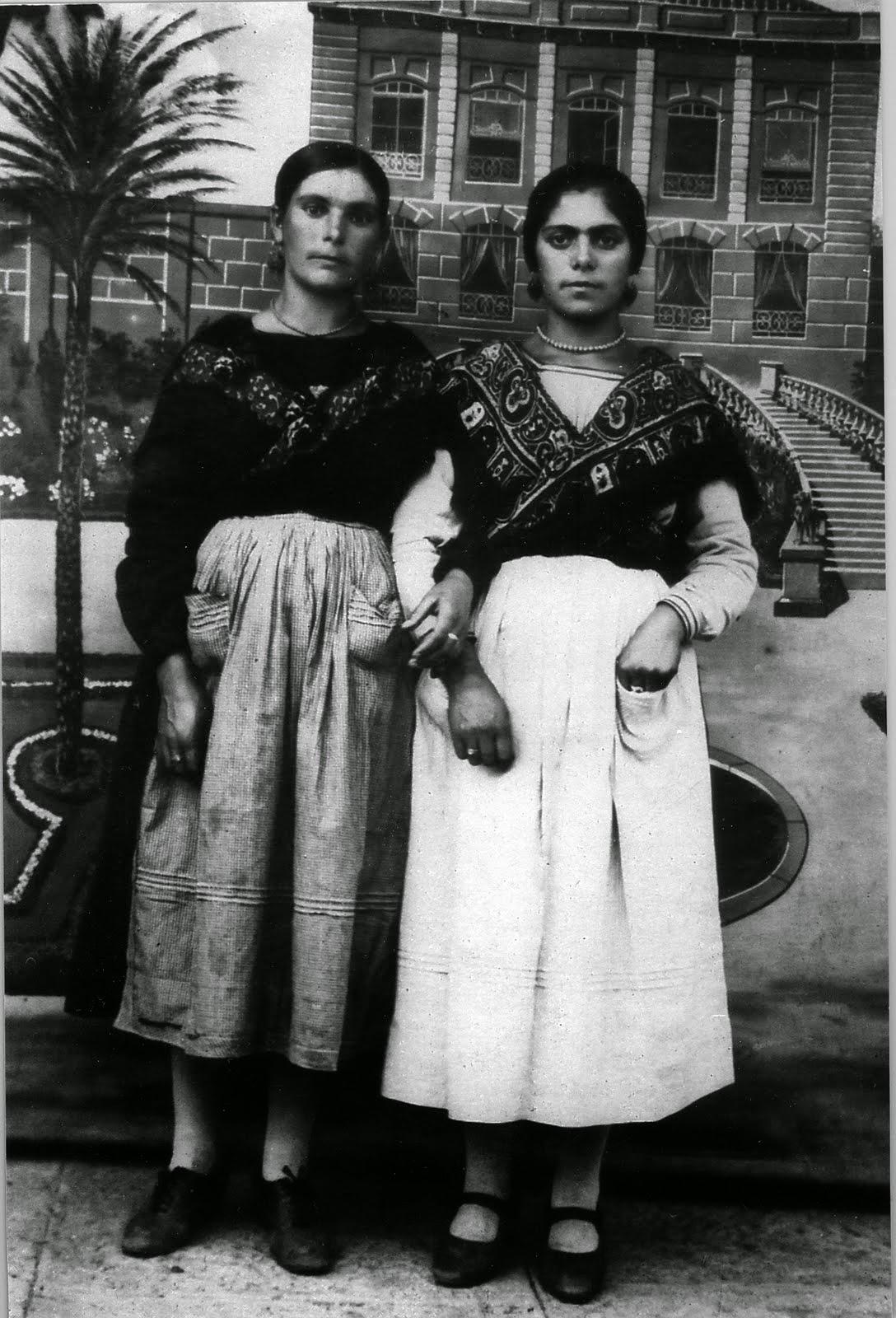 ESCOLASTICA Y EUGENIA