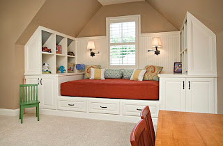 cuarto en espacio pequeño