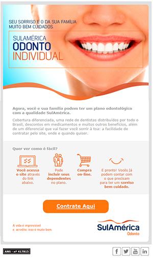 SulAmérica Odonto - Individual ou Empresarial