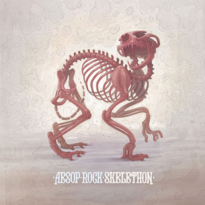 The Best Album Artwork of 2012 - 16. Aesop Rock - Skelethon