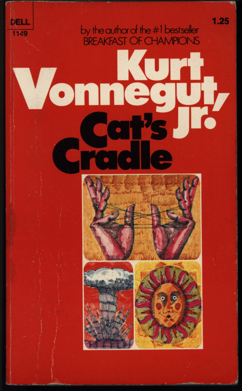 the use of satire in kurt vonneguts cats cradle Cat's cradle study guide contains a biography of kurt vonnegut, literature essays, quiz questions, major themes, characters, and a full summary and analysis about cat's cradle cat's cradle summary.