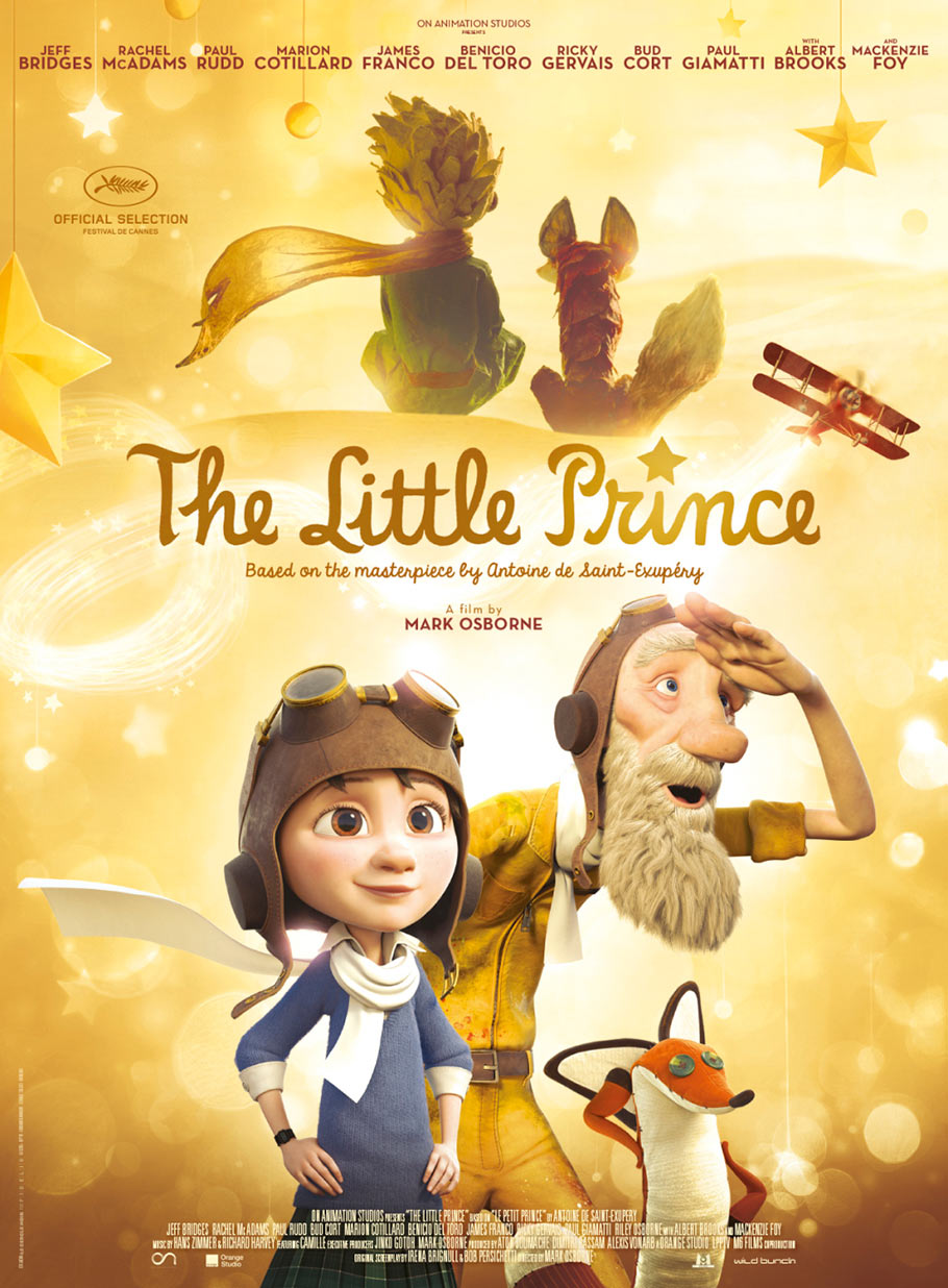 The Little Prince (El Principito) (2015)