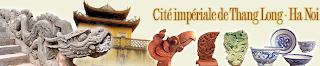 Cité impériale de Thang Long - Hanoi