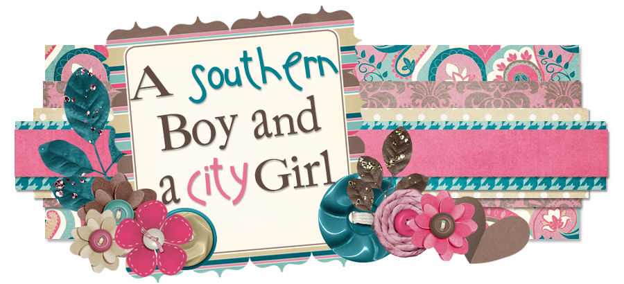 A Southern Boy and A City Girl