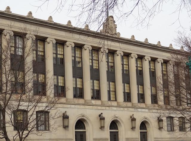 John_Bapst_High_School,Bangor_Maine,building,Broadway,photo