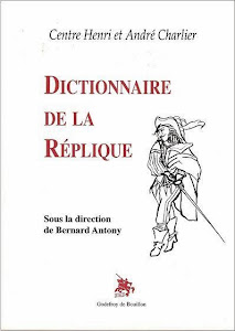 Dictionnaire de la réplique