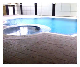 The Avenue Suites Swimming Pool