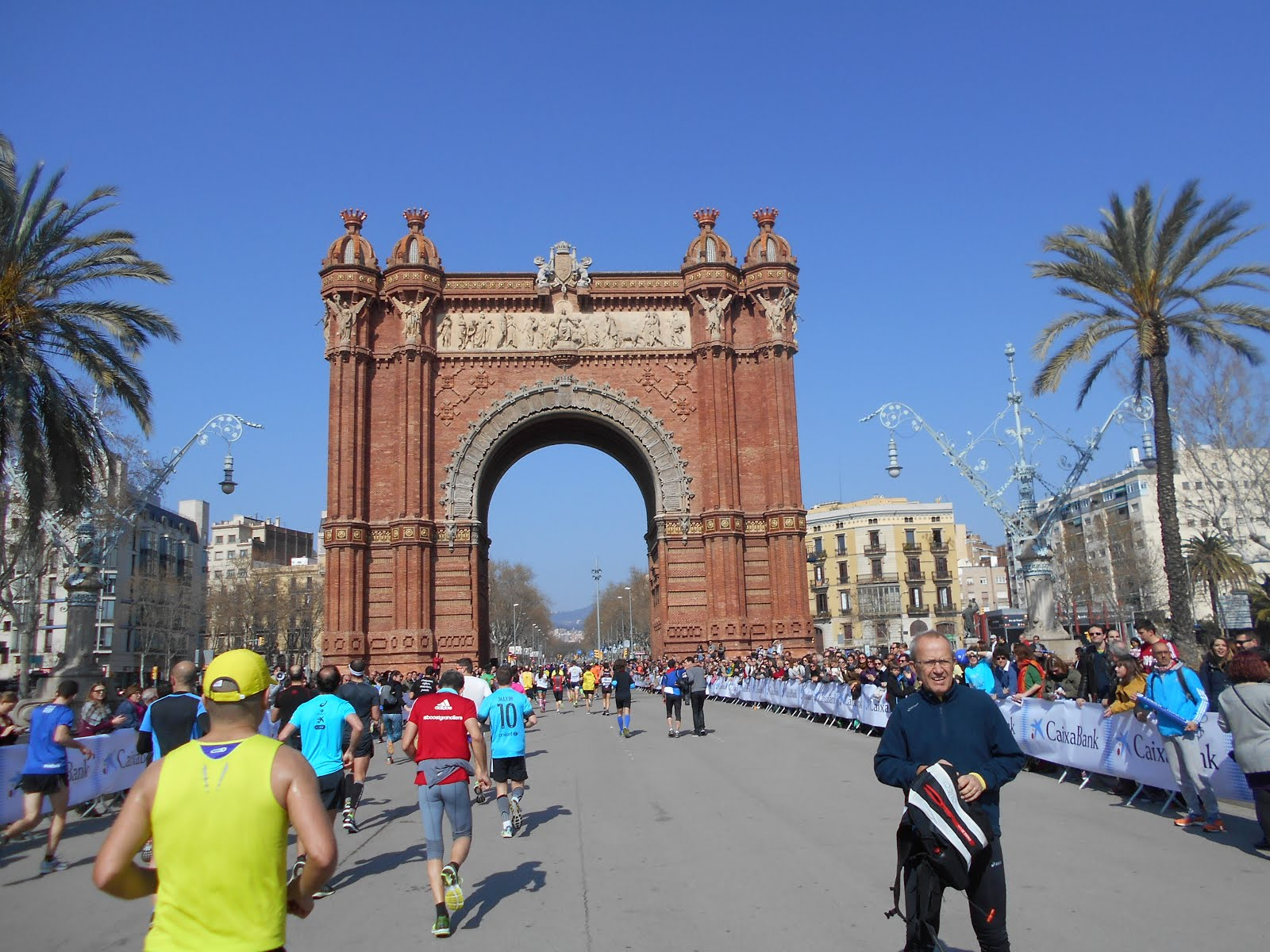 Marathon de Barcelone 2016