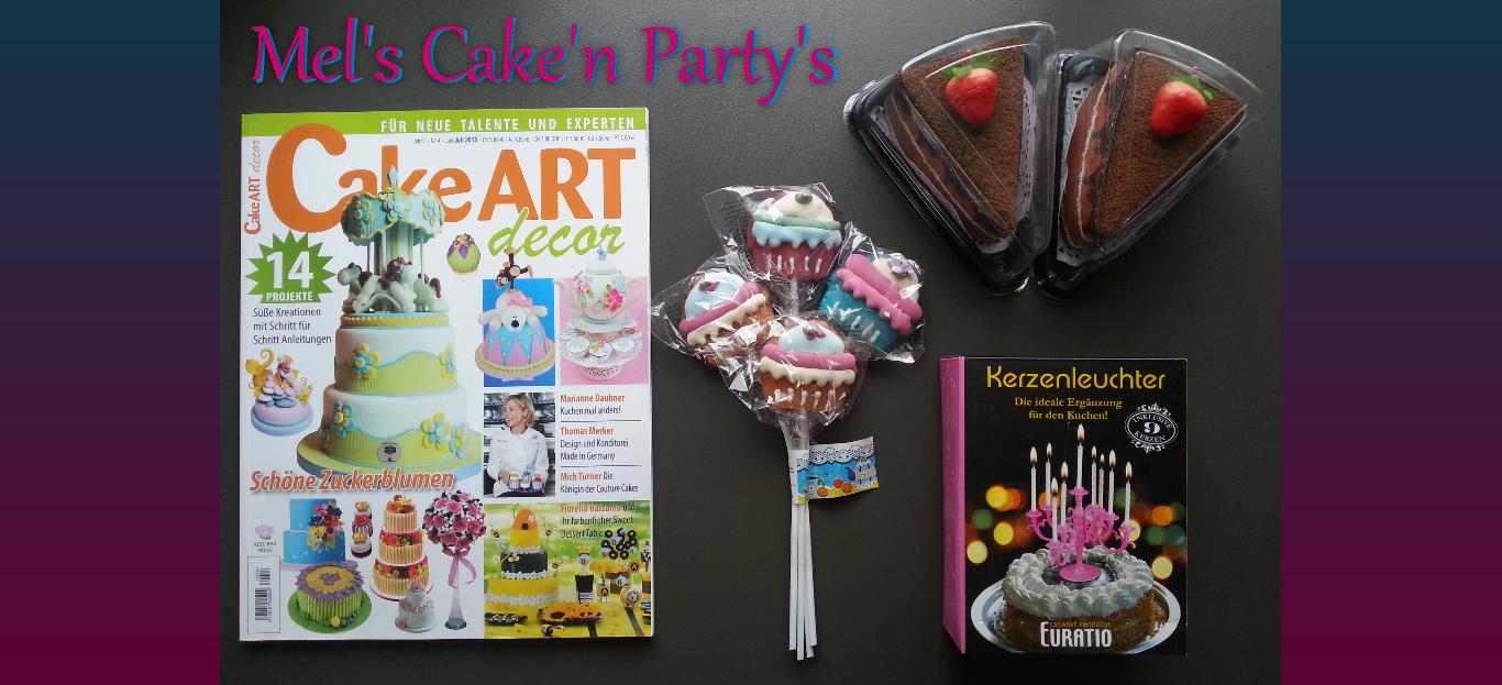 Cake Art Decor Zeitschrift : Mel s Cake n Party s: Schnitzeljagt zu 300 Liker und 1 Jahr Mel s Cake n Party s auf Facebook