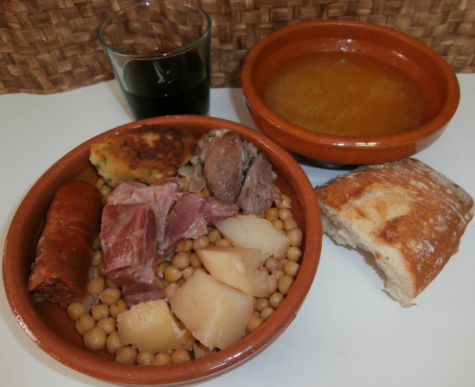 Cocinando con la family cocido en olla gm f for Cocinar con olla gm