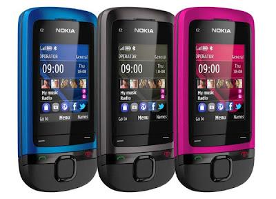 Nokia C2-05 Phone