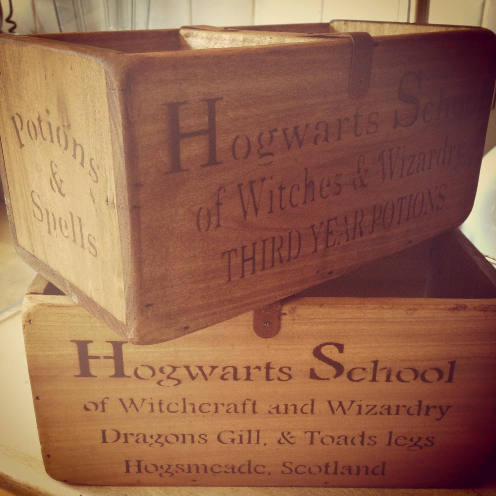 Hogwarts Harry Potter Storage