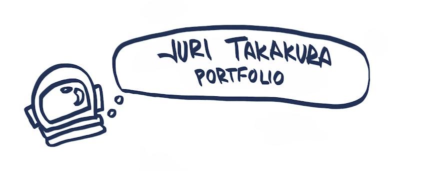 JURI TAKAKURA PORTFOLIO