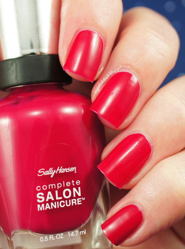 Sally Hansen Aria Redy nail polish