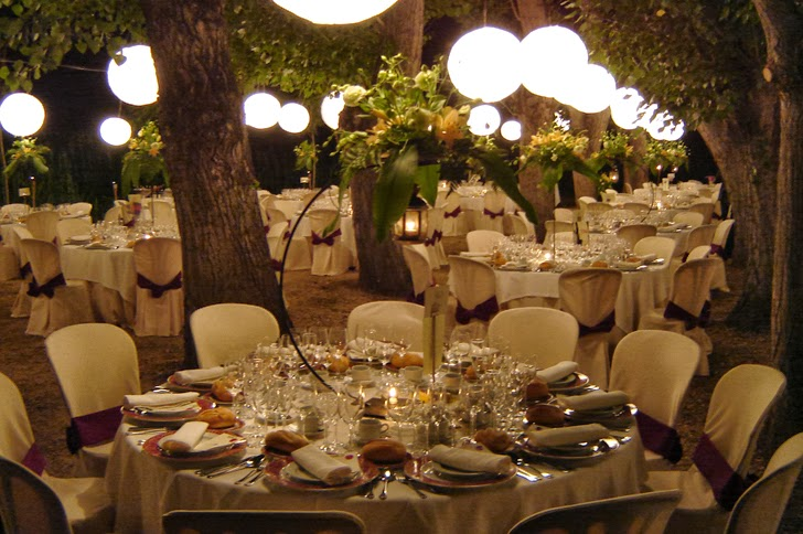 Banquetes karina alonso casarte en el campo for Decoracion boda campestre