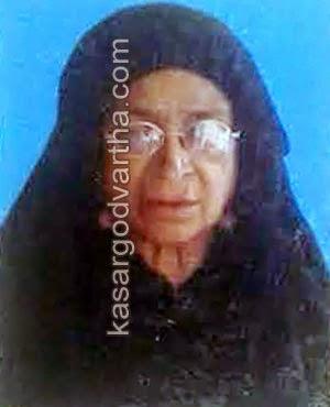 Kasaragod, Alampady, Obituary, Kerala, Rukiya, Qilar Juma Masjid