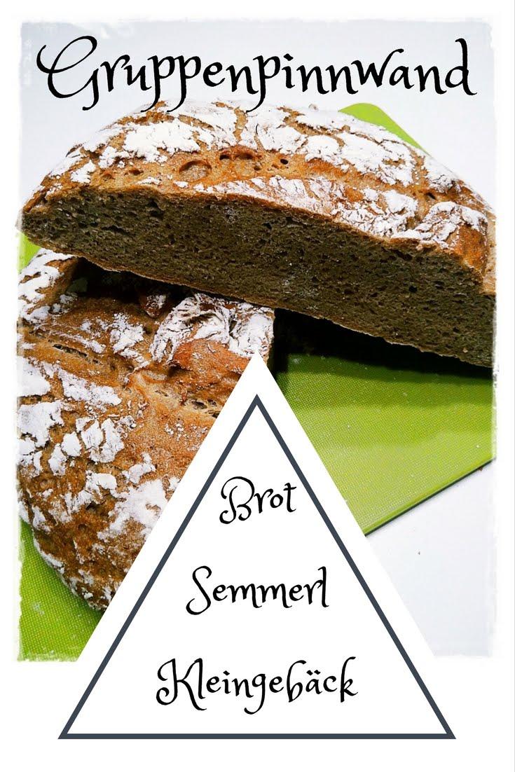 Pinterest Gruppenpinwand Brot/Gebäck