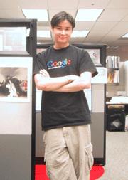 Orang di Belakang Semua Design Google Doodle