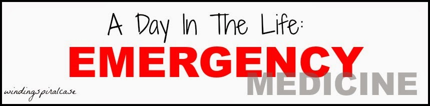 a day in the life emergency medicine