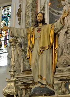 JUNIO, MES DEL SAGRADO CORAZON DE JESÚS