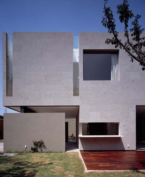 Minimalist home design paracaima minimalist decorating for Minimalist concrete house