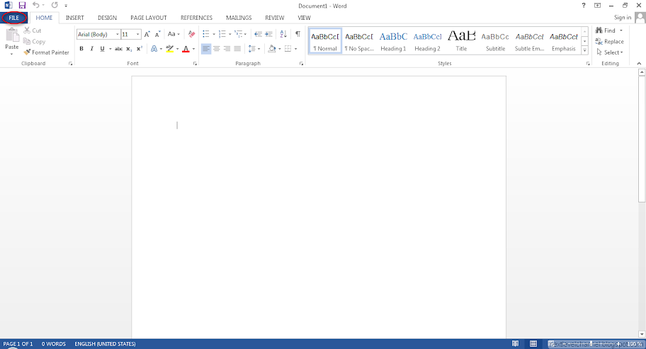How to Download, Install and Activate Microsoft Office 2013 for ...